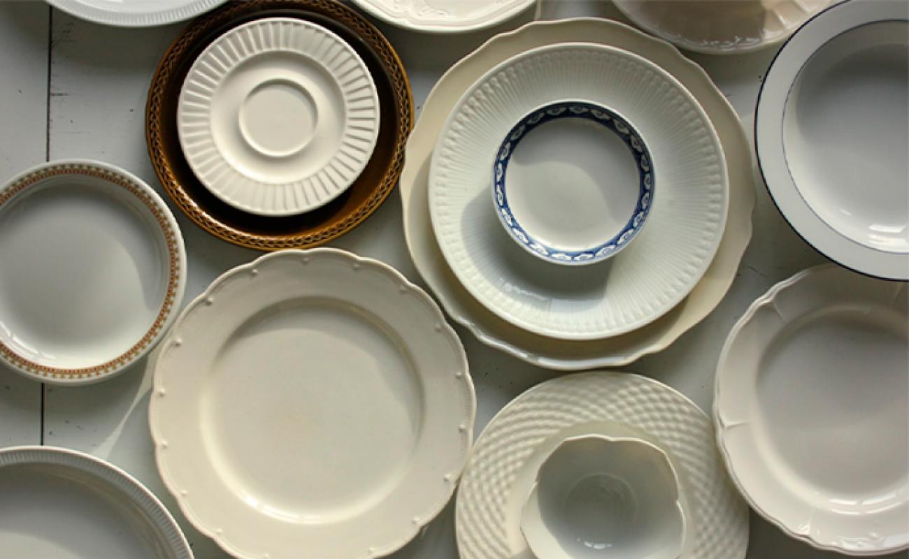 Tipos de pratos: veja os modelos e como usa-los!
