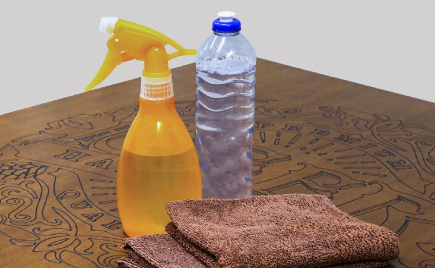 Manutenção e Limpeza das mesas Tambo