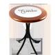 Mesa com Azulejo 60cm ( baixa )