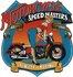 Estampa Motorcycle