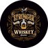 Estampa Stronger Whiskey