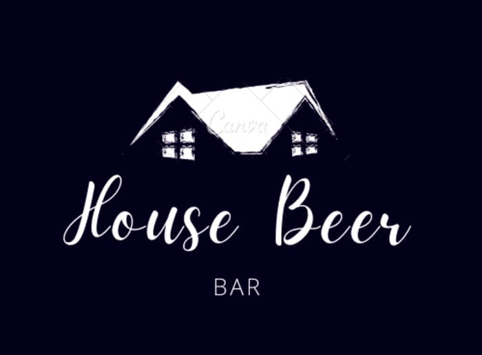 logo house beer