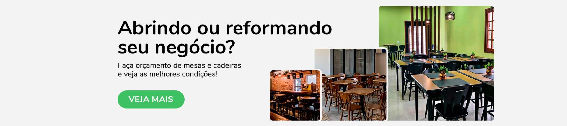 Abrindo ou reformando seu estabelecimento?