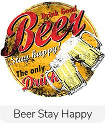 Beer Stay Happy