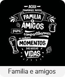 Familia e amigos