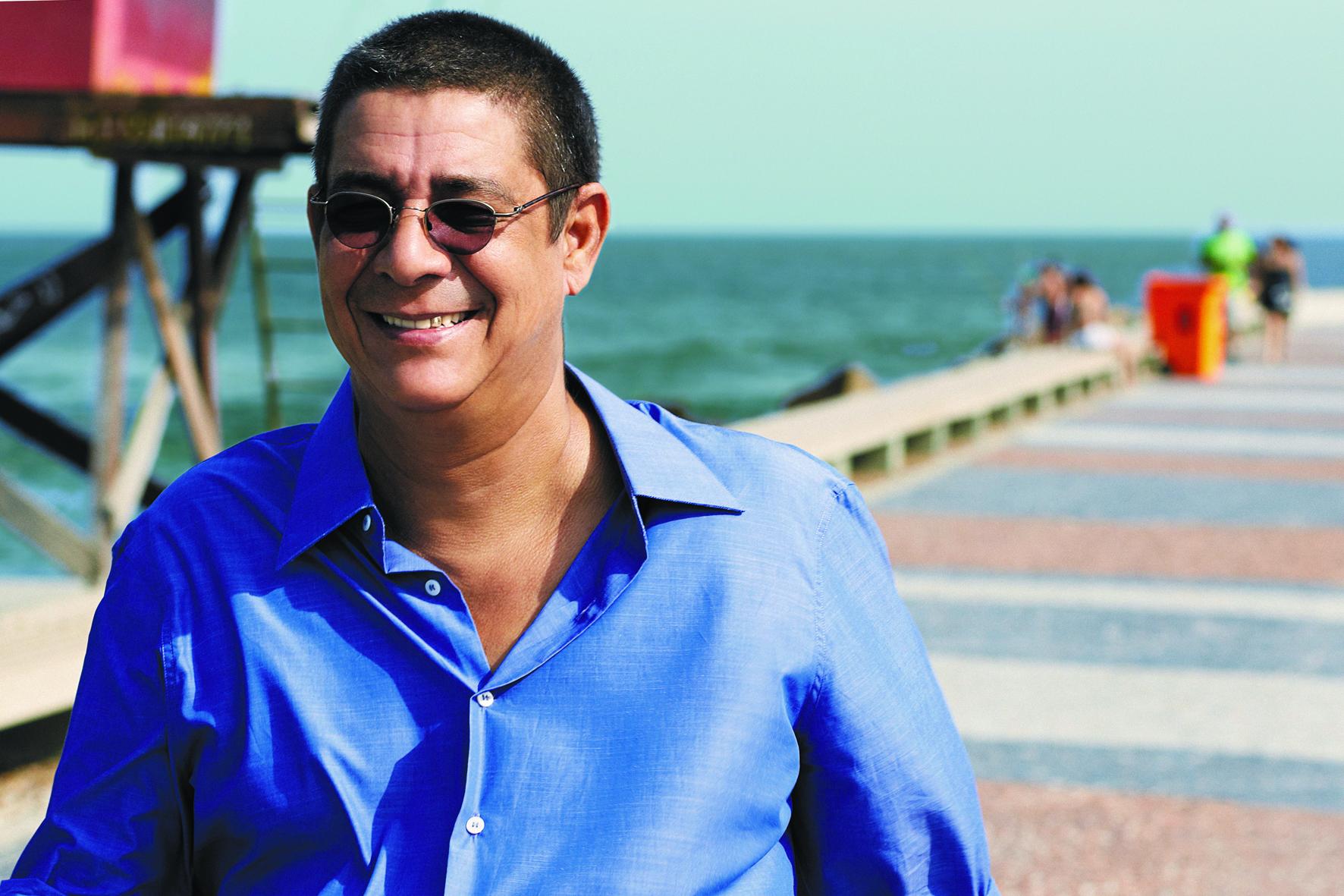 Zeca Pagodinho comemora aniversário com a Tambo!