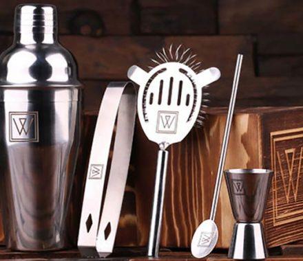 Home bar: Lista de Utensílios indispensáveis para bar da sua casa