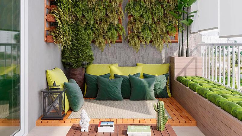 9 ideias de como deixar sua varanda incrível!