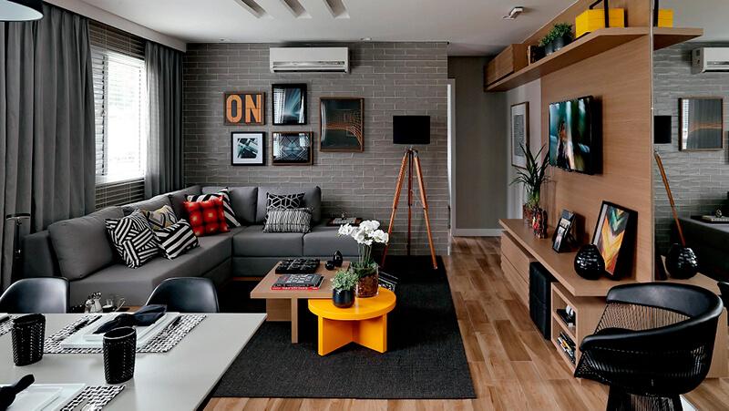 Como decorar apartamento pequeno?