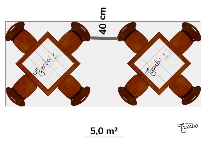 2-Mesas-vista-de-cima-com-tampo-quadrado-com-cadeiras-e-anotação-de-metros-quadrados (2)