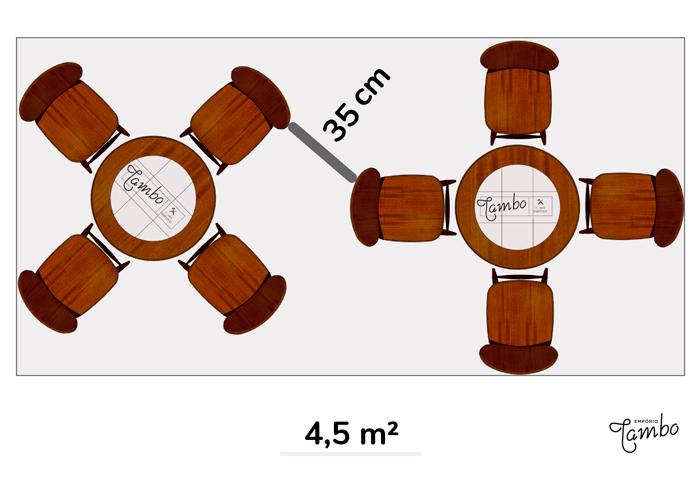 2-Mesas-vista-de-cima-com-tampo-redondo-com-cadeiras-e-anotação-de-metros-quadrados (2)