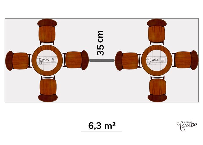 2-Mesas-vista-de-cima-com-tampo-redondo-com-cadeiras-e-anotação-de-metros-quadrados (3)