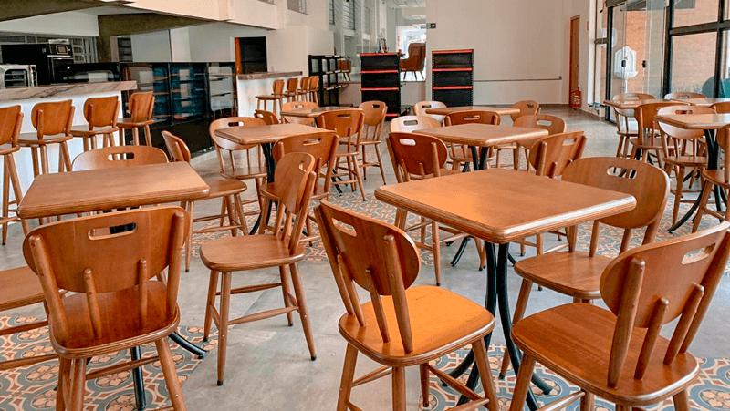 Tudo sobre as Mesas e Cadeiras Tambo